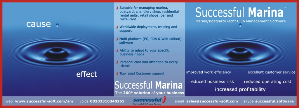 Successful Marina Ad